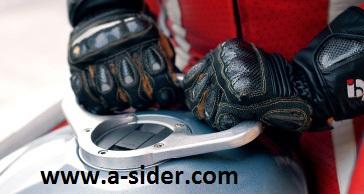 maniglie da serbatoio moto  passaggero